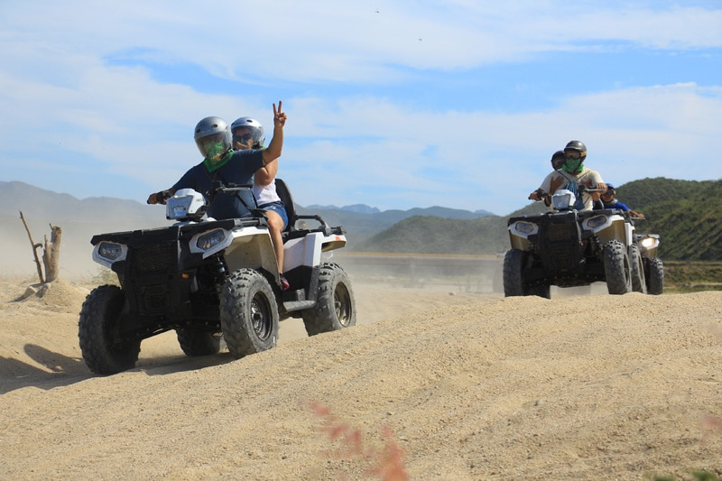 Real Baja off Road Adventure Tour in Los Cabos