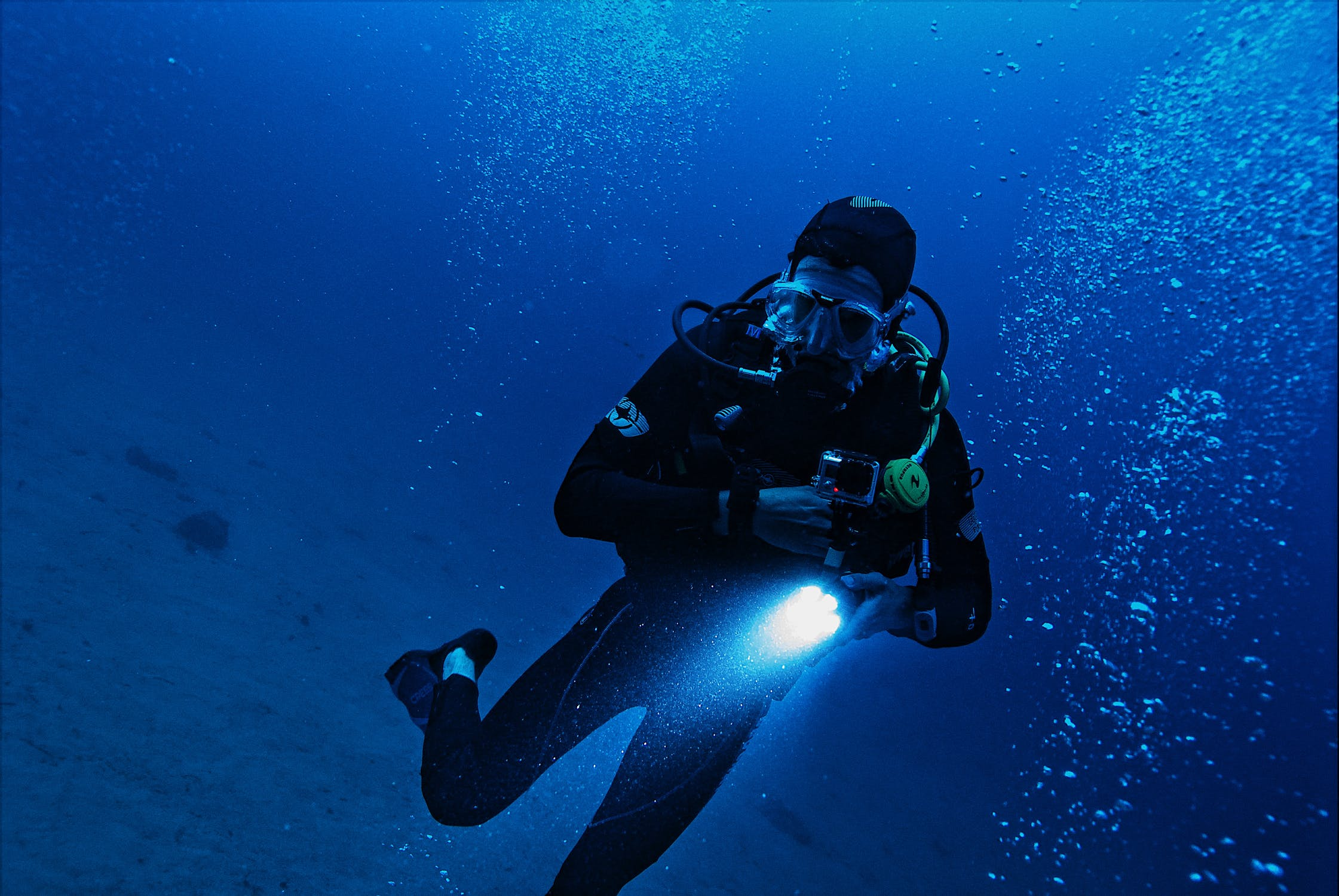 Cabo San Lucas Night Dive